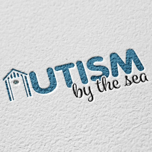 Autism by the sea - Logo