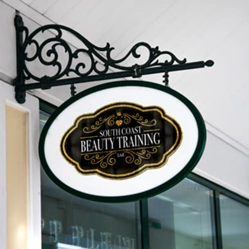 South Coast Beauty Training - Logo